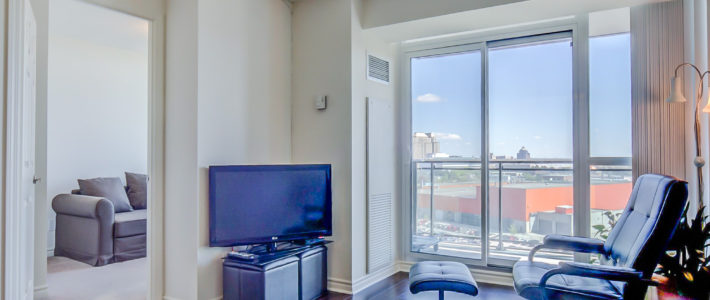 SOLD: Two bedroom suite at 88 Grangeway Avenue